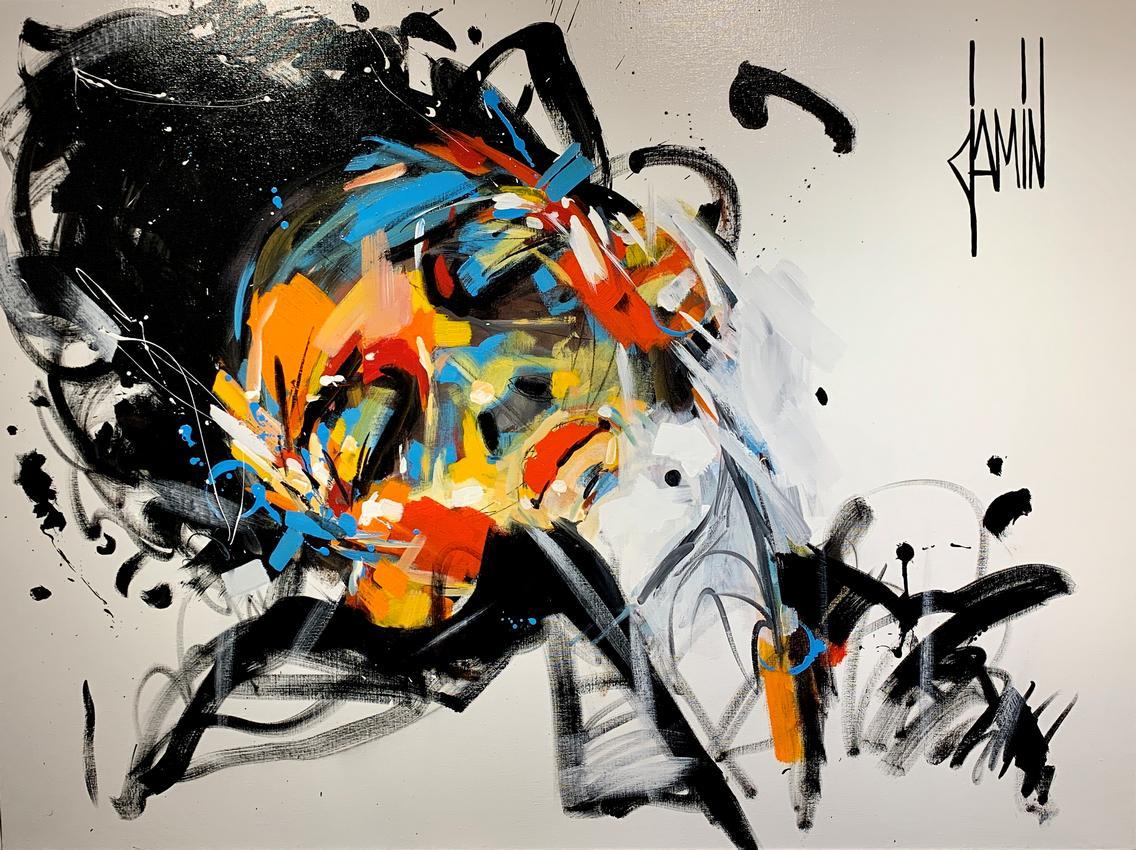 Cote Artiste Peintre Francais david jamin - galerie vent des cimes